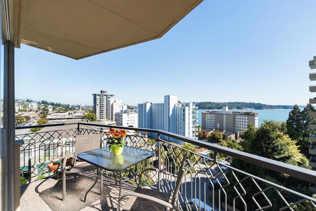 "Main Photo: 702 1930 MARINE Drive in West Vancouver: Ambleside Condo for sale in ""PARK MARINE"" : MLS®# R2101617"