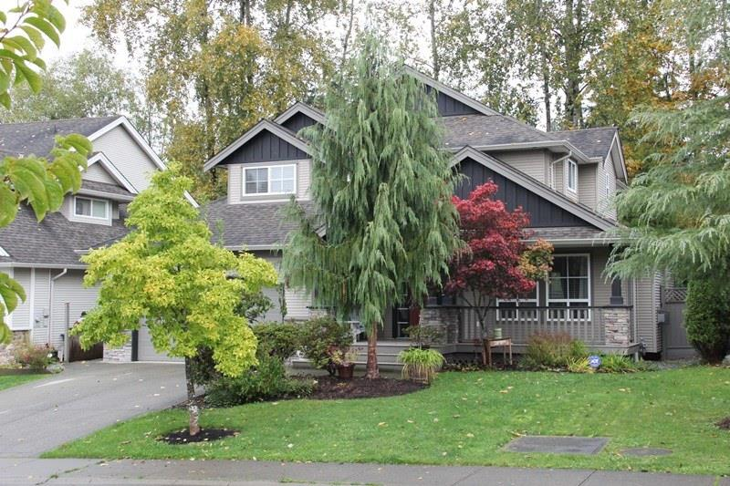 "Main Photo: 4926 217B Street in Langley: Murrayville House for sale in ""Creekside"" : MLS® # R2118353"