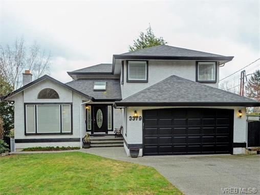 Main Photo: 3379 Anchorage Avenue in VICTORIA: Co Lagoon Single Family Detached for sale (Colwood)  : MLS(r) # 374538