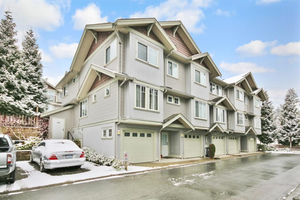 "Main Photo: 74 12040 68 Avenue in Surrey: West Newton Townhouse for sale in ""Terrane"" : MLS® # R2146174"