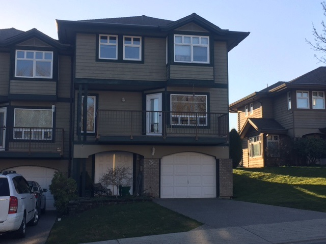 "Main Photo: 75 11737 236 Street in Maple Ridge: Cottonwood MR Townhouse for sale in ""MAPLEWOOD CREEK"" : MLS®# R2148606"