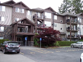 "Main Photo: 407 2581 LANGDON Street in Abbotsford: Abbotsford West Condo for sale in ""COBBLESTONE"" : MLS(r) # R2173137"