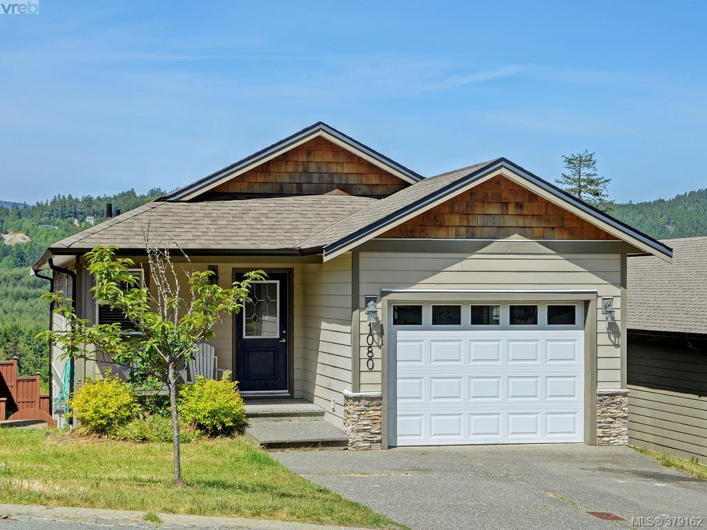 Main Photo: 1080 Fitzgerald Road in SHAWNIGAN LAKE: ML Shawnigan Lake Single Family Detached for sale (Malahat & Area)  : MLS® # 379162