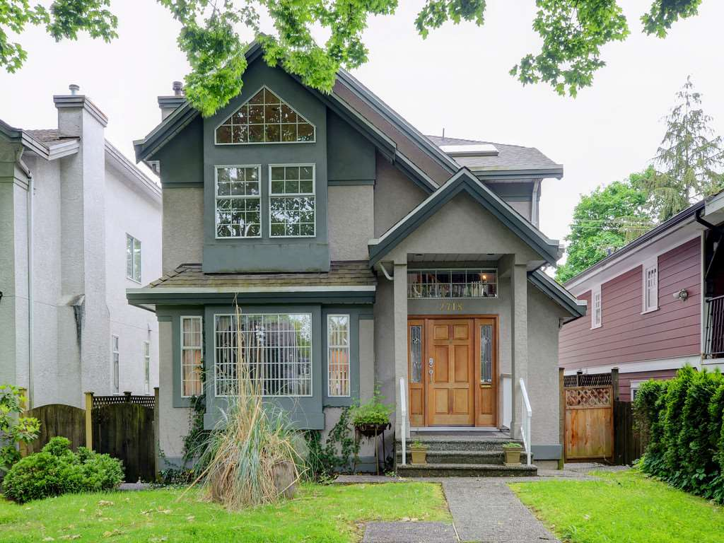 Main Photo: 2718 W 15TH AVENUE in Vancouver: Kitsilano House for sale (Vancouver West)  : MLS(r) # R2173526