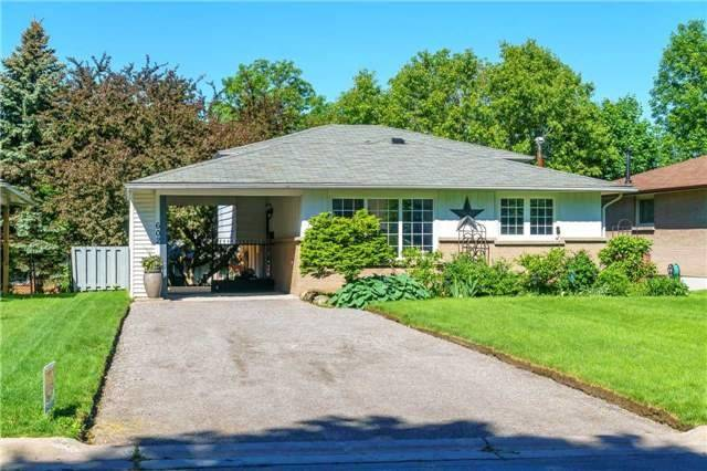 Main Photo: 602 Pinewood Street in Oshawa: O'Neill House (Backsplit 4) for sale : MLS® # E3845986
