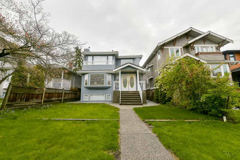 Main Photo: 2538 TRINITY Street in Vancouver: Hastings East House for sale (Vancouver East)  : MLS(r) # R2178941