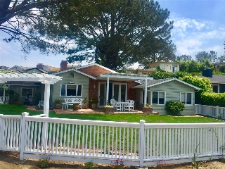 Main Photo: DEL MAR House for rent : 3 bedrooms : 2065 Balboa