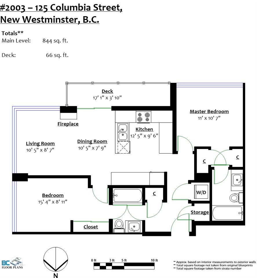 "Photo 20: 2003 125 COLUMBIA Street in New Westminster: Downtown NW Condo for sale in ""NORTHBANK"" : MLS® # R2193596"