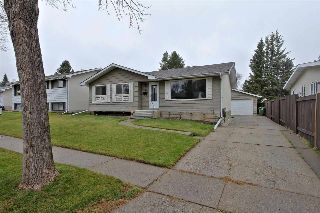 Main Photo: 9 MILBURN Crescent: St. Albert House for sale : MLS® # E4085262