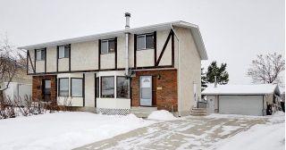 Main Photo: 13228 39 A. Street in Edmonton: Zone 35 House Half Duplex for sale : MLS® # E4088626
