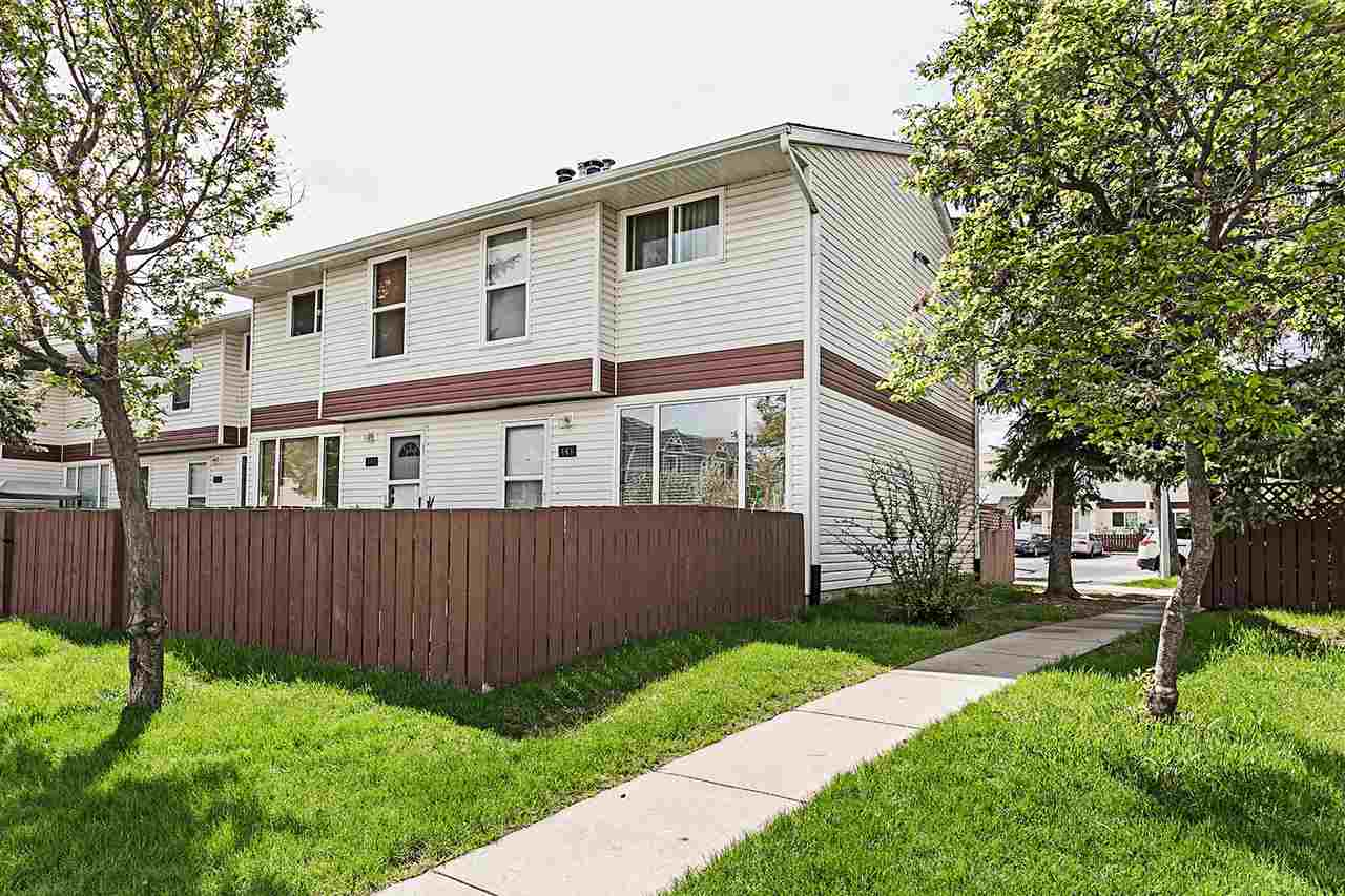 Main Photo: 466 CLAREVIEW Road in Edmonton: Zone 35 Townhouse for sale : MLS® # E4088876