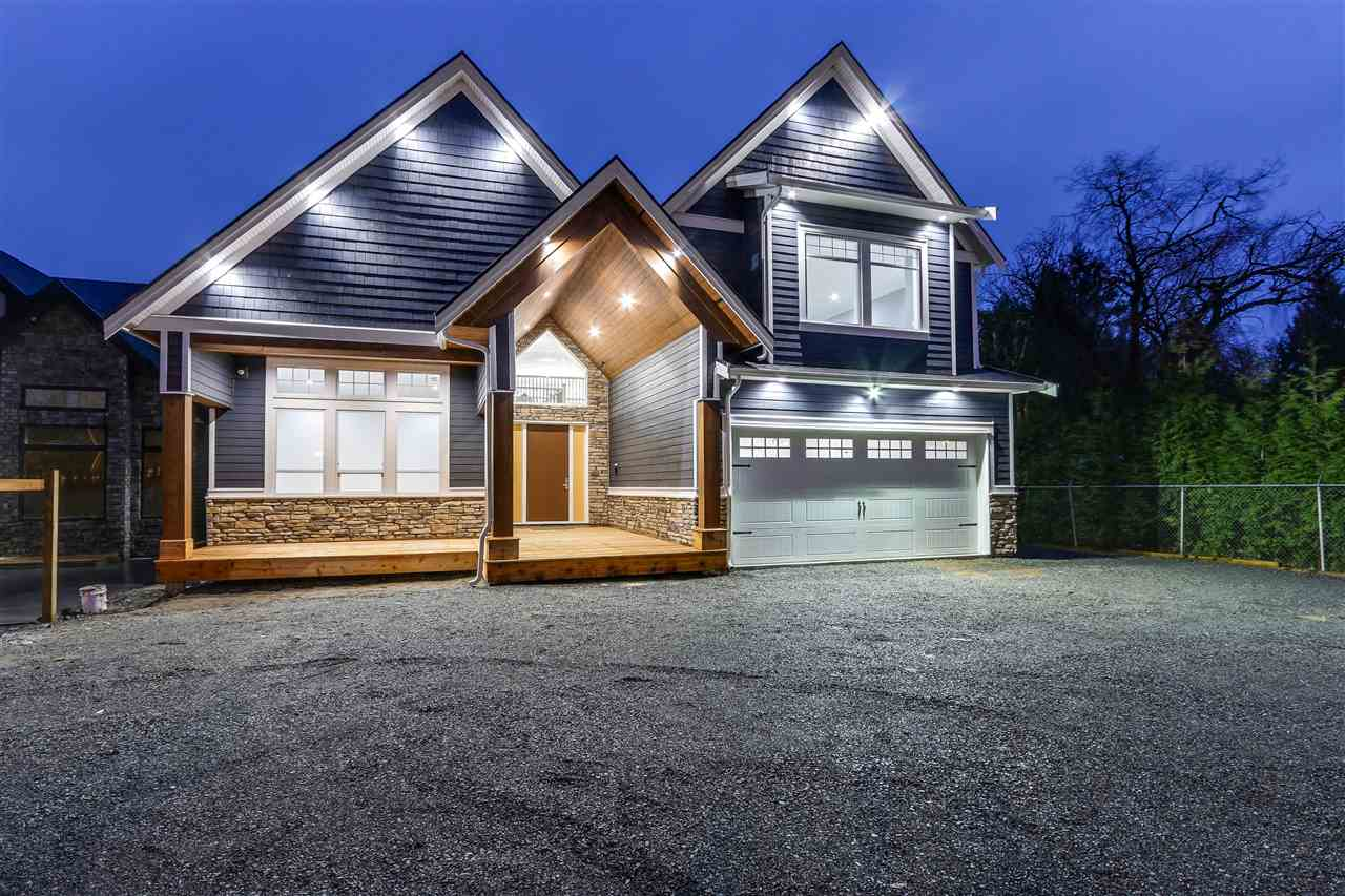 Main Photo: 2 22963 FRASER Highway in Langley: Salmon River House for sale : MLS® # R2225549