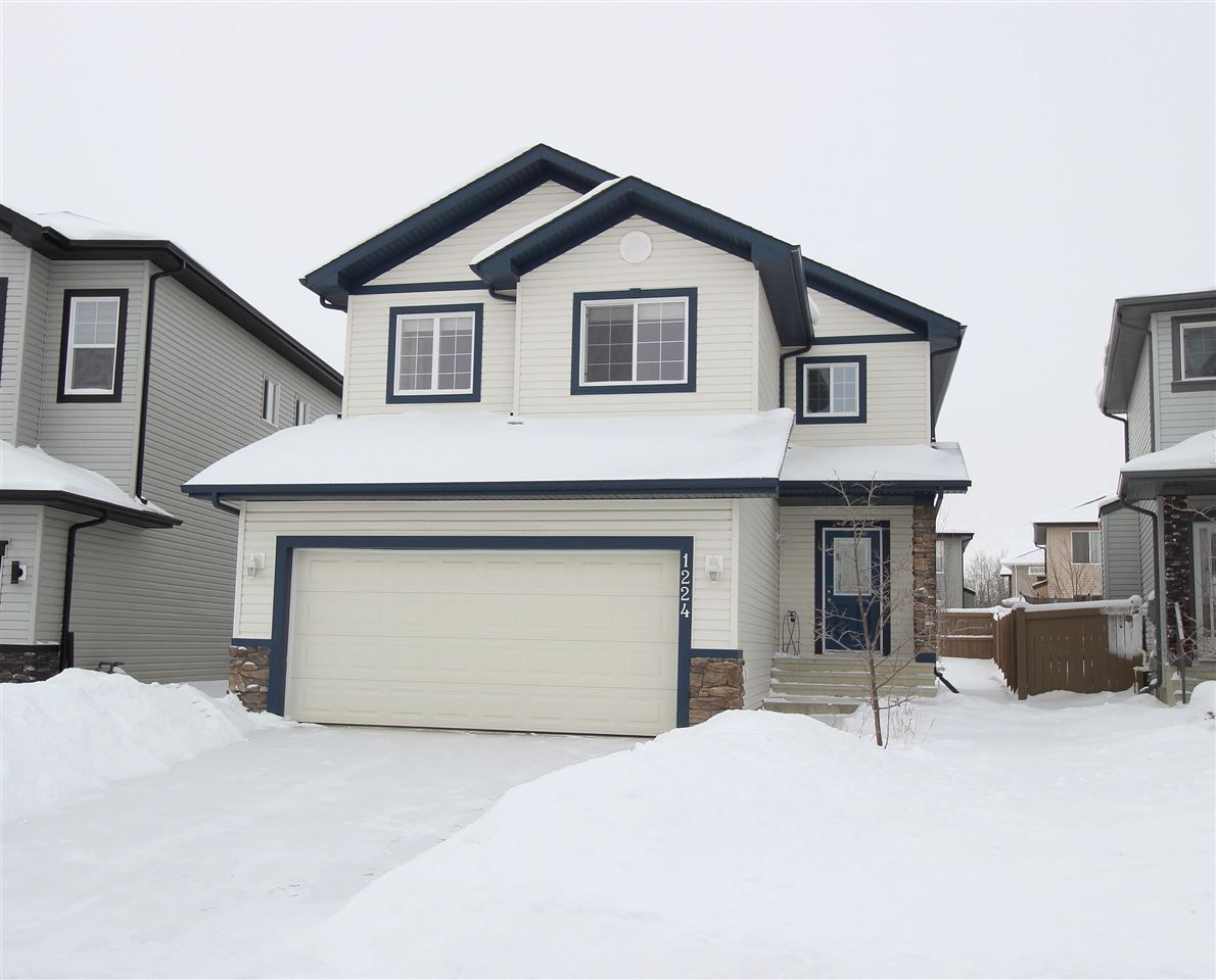 Main Photo: 1224 HAYS Drive NW in Edmonton: Zone 58 House for sale : MLS® # E4095813