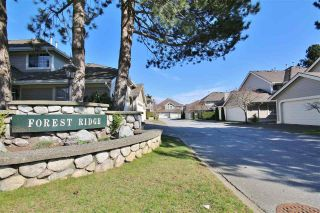 "Main Photo: 19 6380 121 Street in Surrey: Panorama Ridge Townhouse for sale in ""Forest Ridge"" : MLS® # R2250190"