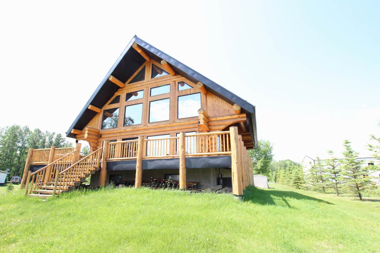 Main Photo: 812 Baptiste Drive BAPTISTE LAKE: Rural Athabasca County House for sale : MLS®# E4105432