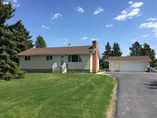 Main Photo: 52505 RR 215: Rural Strathcona County House for sale : MLS®# E4112239