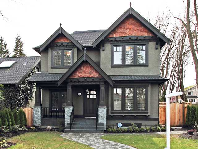Main Photo: 4498 W 11TH Avenue in Vancouver: Point Grey House for sale (Vancouver West)  : MLS® # V880861