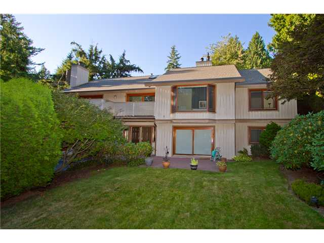 Main Photo: 2769 OTTAWA Avenue in West Vancouver: Dundarave House for sale : MLS® # V906575