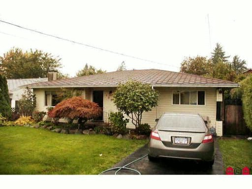 "Main Photo: 1395 129B Street in Surrey: Crescent Bch Ocean Pk. House for sale in ""Ocean Park"" (South Surrey White Rock)  : MLS® # F1200295"