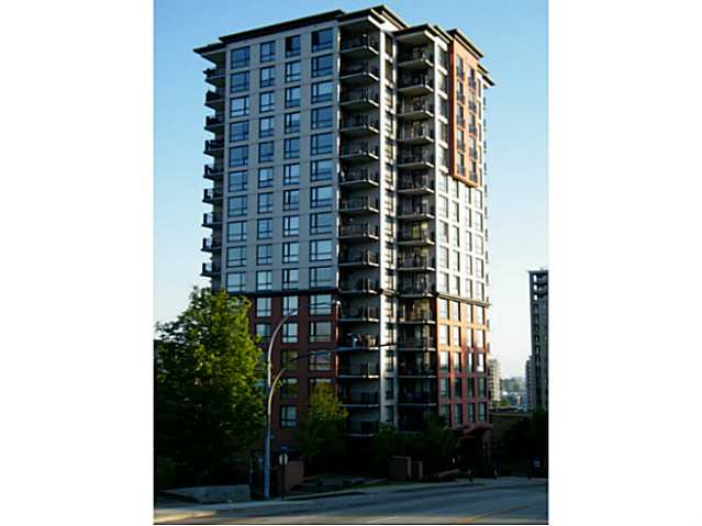 Main Photo: # 608 814 ROYAL AV in New Westminster: Downtown NW Condo for sale : MLS®# V1034513