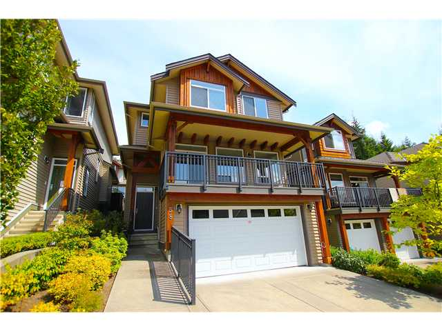 "Main Photo: # 58 1701 PARKWAY BV in Coquitlam: Westwood Plateau House for sale in ""TANGO"" : MLS®# V1039990"