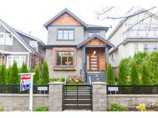 "Main Photo: 3706 W 17TH Avenue in Vancouver: Dunbar House for sale in ""DUNBAR"" (Vancouver West)  : MLS(r) # V1095767"
