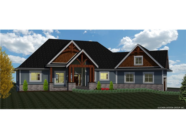 "Main Photo: # LOT 1 MAJUBA HILL RD in Yarrow: Majuba Hill House for sale in ""TOWNLINE RIDGE"" : MLS® # H2152885"