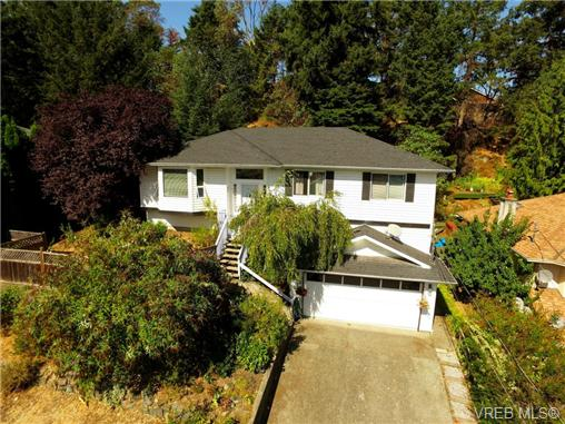 Main Photo: 118 Mocha Close in VICTORIA: La Thetis Heights Single Family Detached for sale (Langford)  : MLS®# 357308