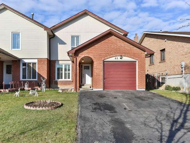 Main Photo: 85 Ashford Court in Brampton: Brampton North House (2-Storey) for sale : MLS®# W3371325