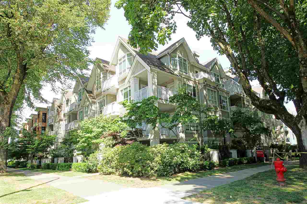 "Photo 16: 409 2755 MAPLE Street in Vancouver: Kitsilano Condo for sale in ""DAVENPORT LANE"" (Vancouver West)  : MLS® # R2069403"