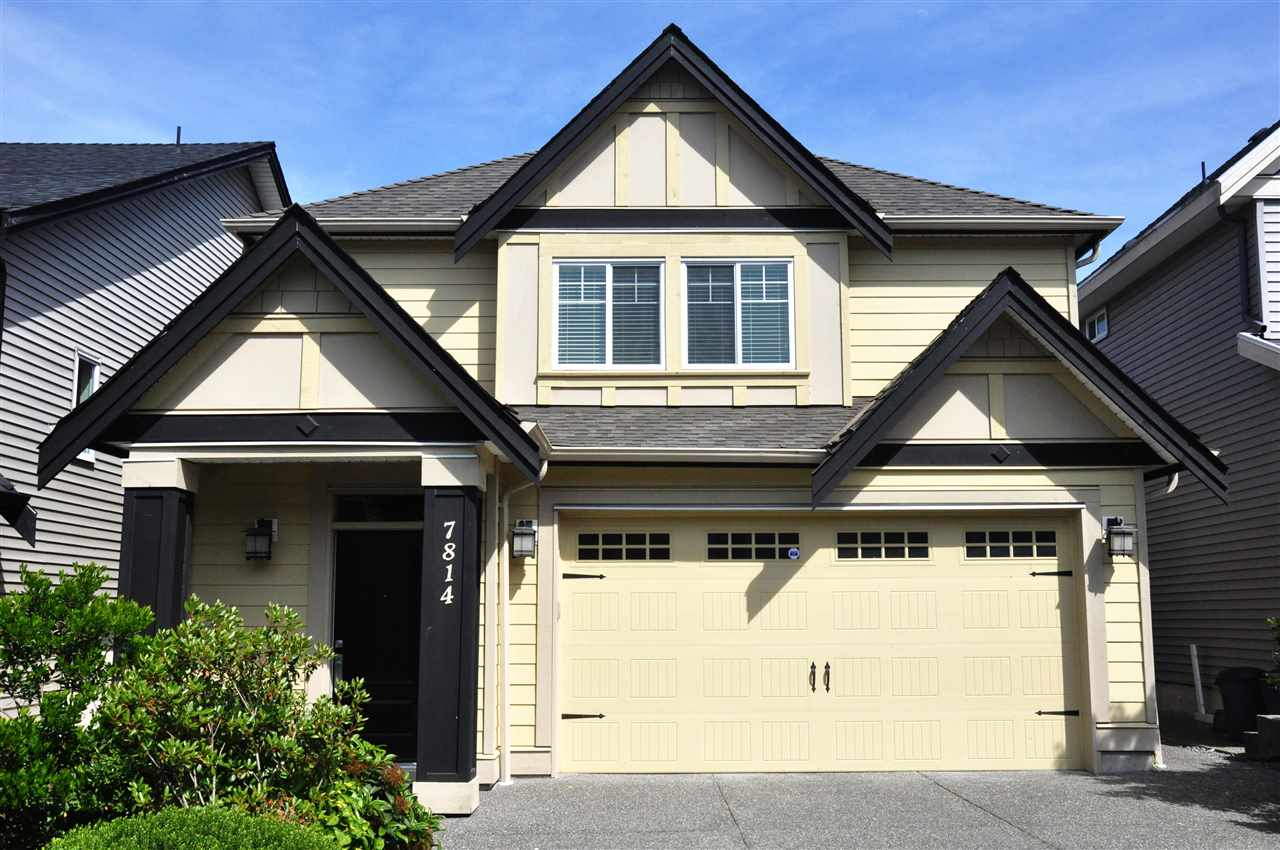 Main Photo: 7814 211B Street in Langley: Willoughby Heights House for sale : MLS® # R2072321