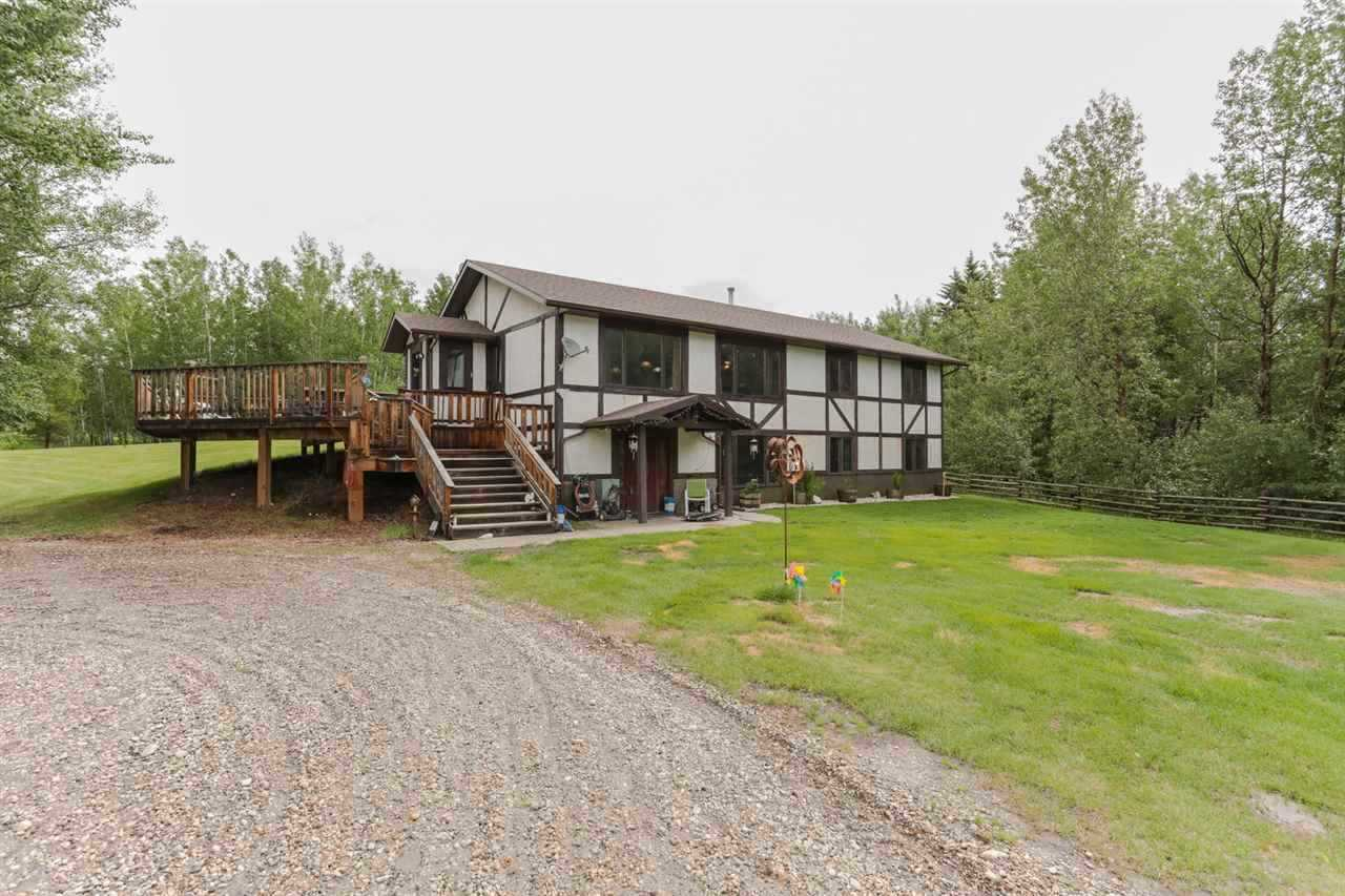 Main Photo: 53211 RGE RD 24 Road: Rural Parkland County House for sale : MLS(r) # E4026014