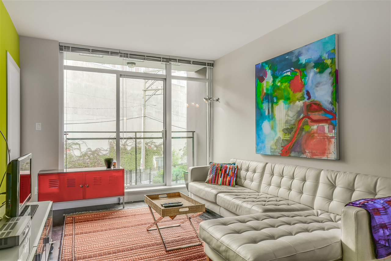 "Photo 3: 209 2321 SCOTIA Street in Vancouver: Mount Pleasant VE Condo for sale in ""The Social"" (Vancouver East)  : MLS(r) # R2118663"