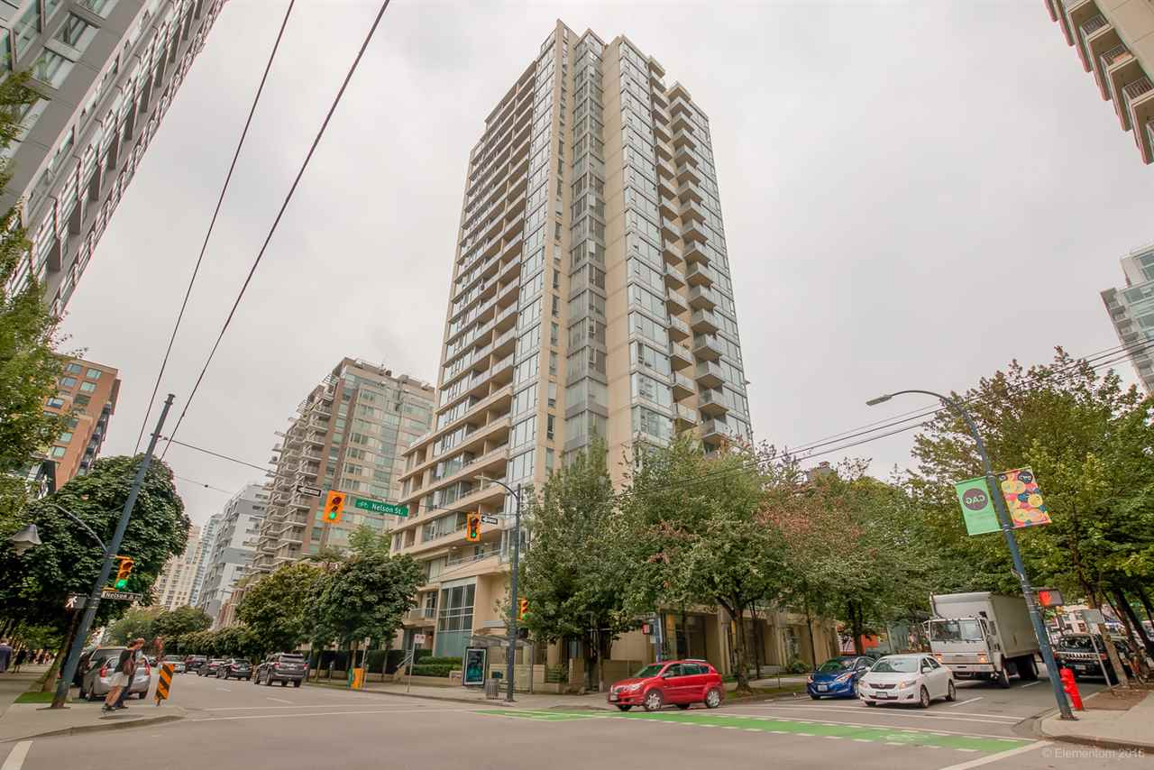 Main Photo: 2105 1001 RICHARDS Street in Vancouver: Downtown VW Condo for sale (Vancouver West)  : MLS®# R2125851