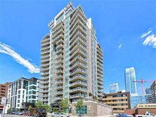 Main Photo: 706 530 12 Avenue SW in Calgary: Beltline Condo for sale : MLS(r) # C4092802