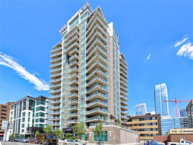 Main Photo: 706 530 12 Avenue SW in Calgary: Beltline Condo for sale : MLS® # C4092802