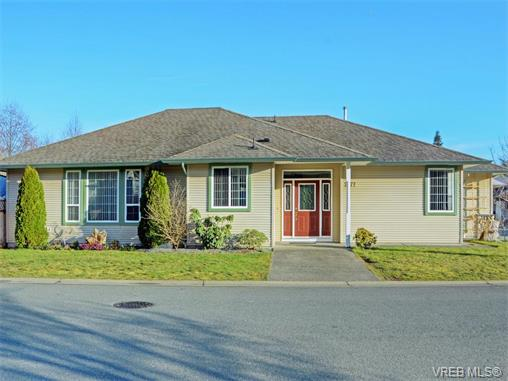 Main Photo: 2277 Pond Place in SOOKE: Sk Broomhill Single Family Detached for sale (Sooke)  : MLS®# 374901