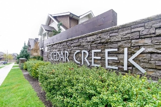 "Main Photo: 147 1460 SOUTHVIEW Street in Coquitlam: Burke Mountain Townhouse for sale in ""CEDAR CREEK"" : MLS(r) # R2146748"