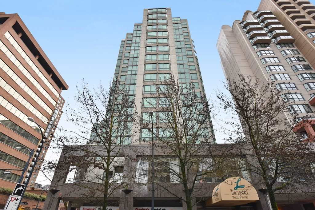 Main Photo: 822 1200 HORNBY Street in Vancouver: Downtown VW Condo for sale (Vancouver West)  : MLS(r) # R2150439