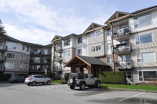 "Main Photo: 302 2955 DIAMOND Crescent in Abbotsford: Abbotsford West Condo for sale in ""WESTWOOD"" : MLS® # R2150650"