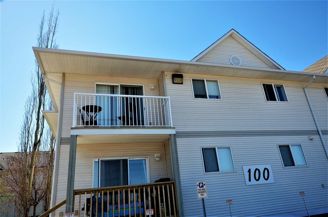 Main Photo: 107 620 King Street: Spruce Grove Condo for sale : MLS(r) # E4063071