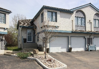 Main Photo: 21 1130 FALCONER Road in Edmonton: Zone 14 Townhouse for sale : MLS(r) # E4063547