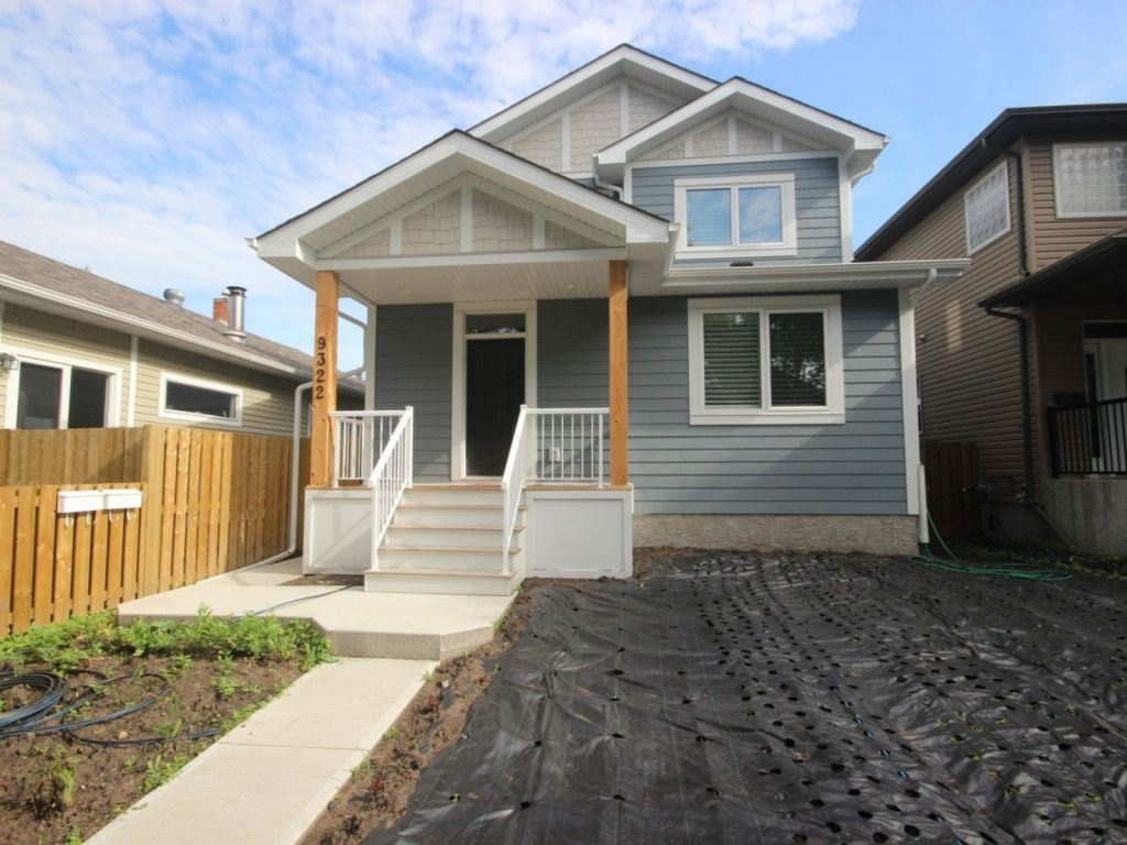 Main Photo: 9322 81 Avenue in Edmonton: Zone 17 House for sale : MLS(r) # E4067904