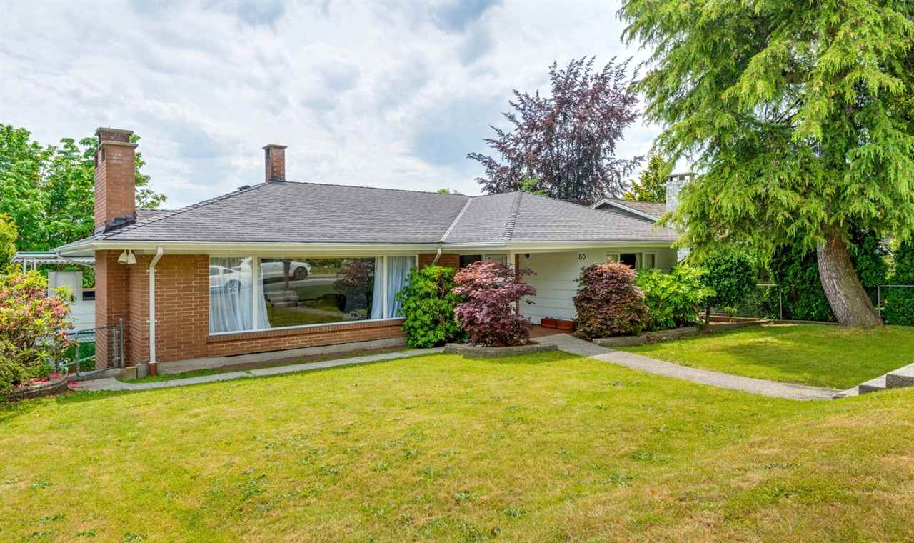 "Main Photo: 80 MOTT Crescent in New Westminster: The Heights NW House for sale in ""The Heights"" : MLS(r) # R2176426"