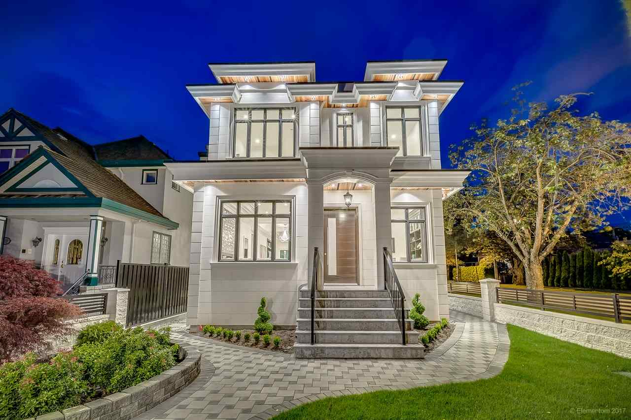 Main Photo: 2507 W 45TH Avenue in Vancouver: Kerrisdale House for sale (Vancouver West)  : MLS® # R2177305