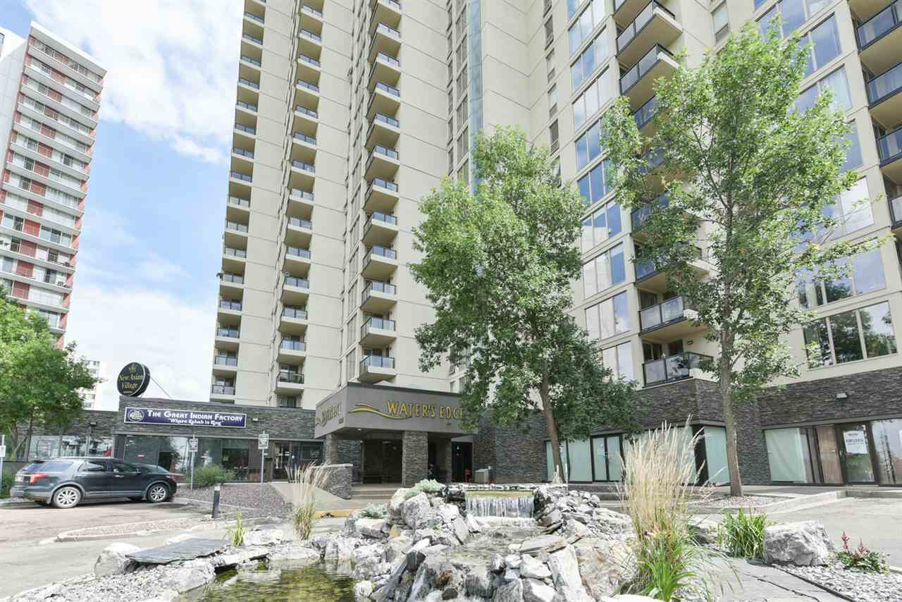 Main Photo: 800 10149 Saskatchewan Drive in Edmonton: Zone 15 Condo for sale : MLS® # E4073654