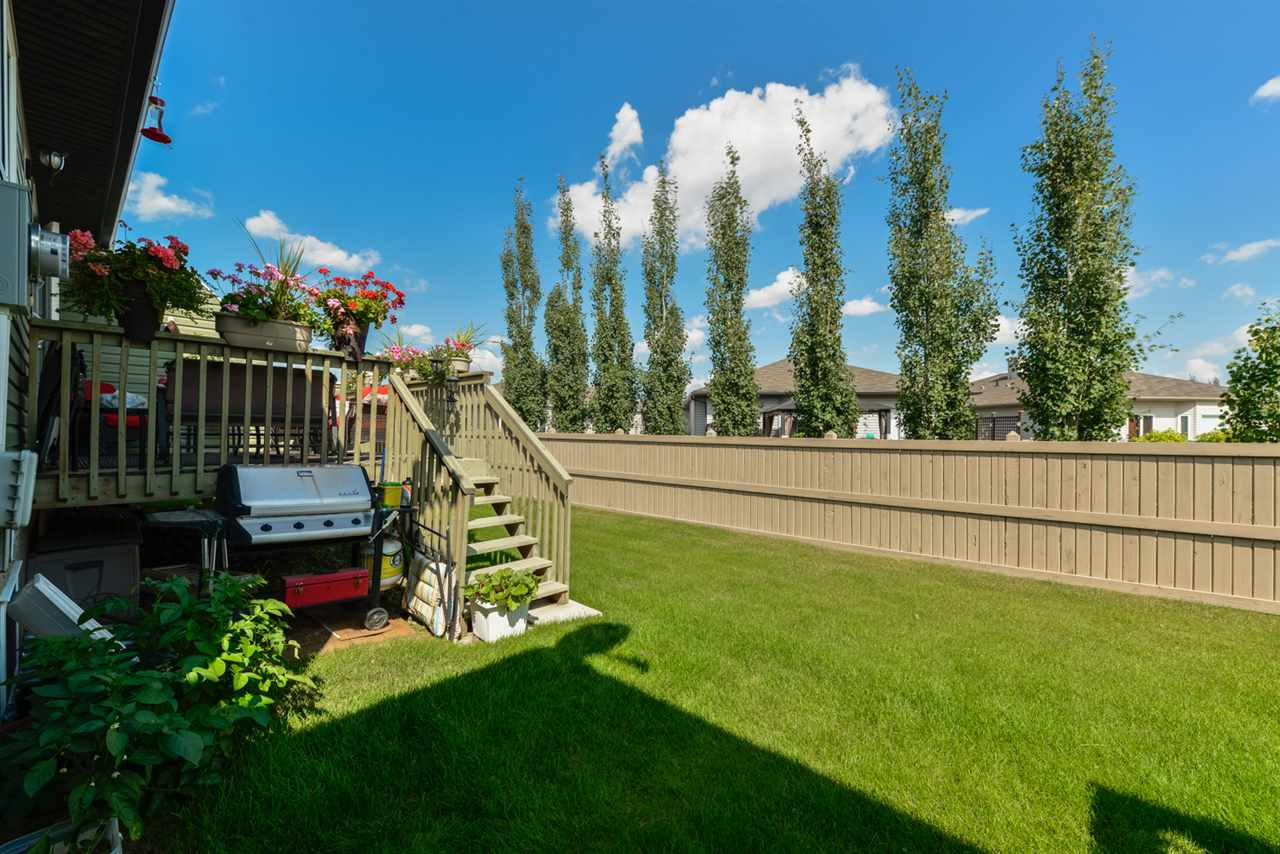 Photo 28: 25 WILLOW WOOD Court: Stony Plain House Half Duplex for sale : MLS® # E4077233