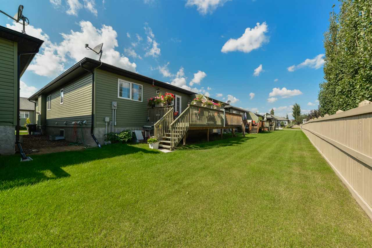 Photo 29: 25 WILLOW WOOD Court: Stony Plain House Half Duplex for sale : MLS® # E4077233