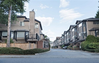 Main Photo: 45 1195 FALCON Drive in Coquitlam: Eagle Ridge CQ Townhouse for sale : MLS® # R2196826