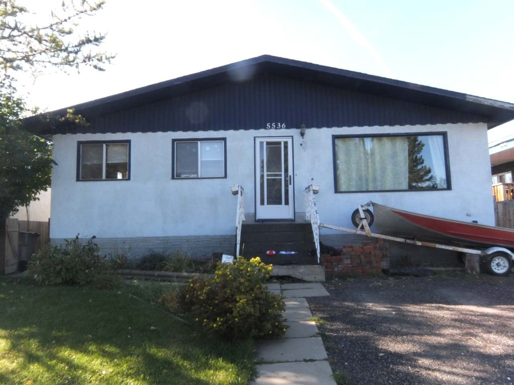 Main Photo: 5536 47 A Street in Whitecourt: House for sale : MLS® # 44781